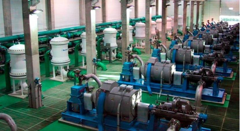 El binomio agua-energía